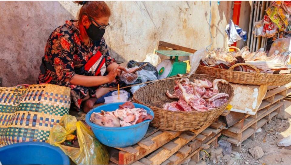 ベトナム・カンボジア 犬猫肉売り上げ上昇