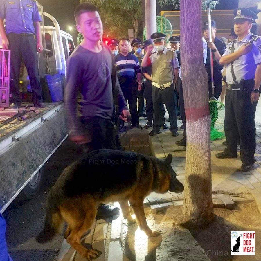 中国政府 – 「邪魔なものは殺せ」